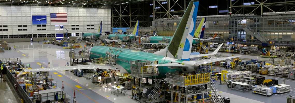 European Regulators Approve Boeing MAX