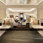 Boeing 777X BBJ interiors