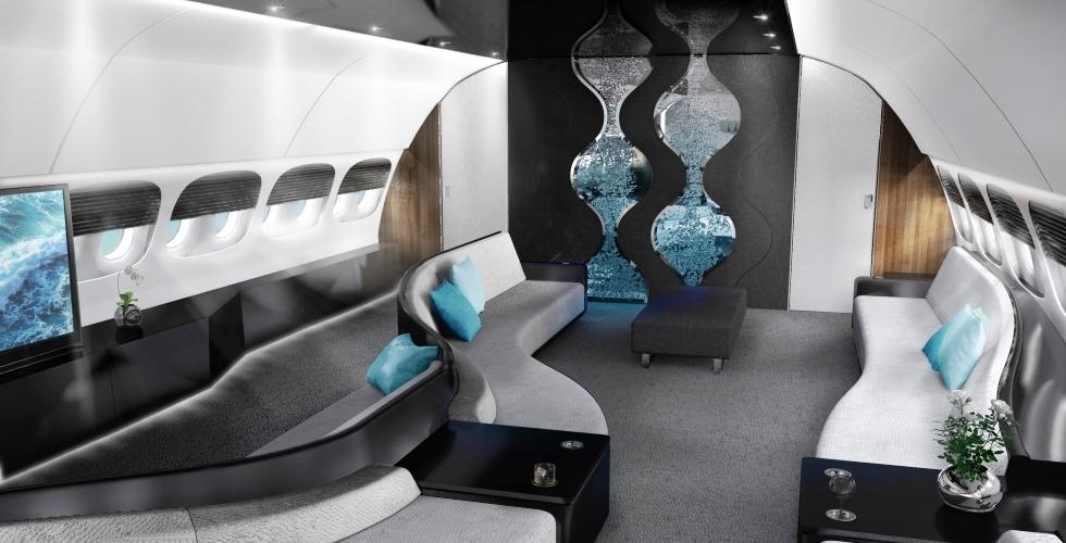 Boeing 787 VIP Dreamliner