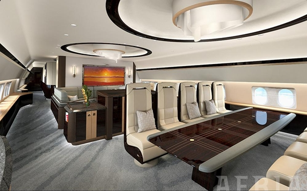 Luxury Interiors aeria luxury interiors - designers | aircraft completion
