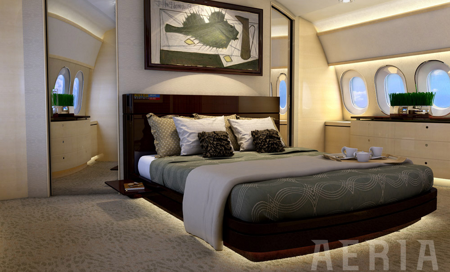 aeria luxury interiors a new name in aircraft completion
