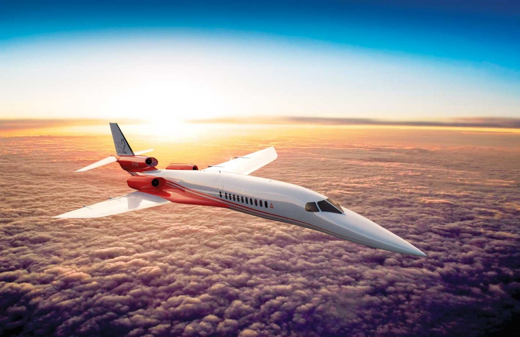 Aerion Supersonic Jet