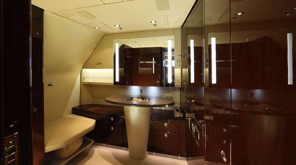 29 awesome private jet bathroom for Private jet bathroom