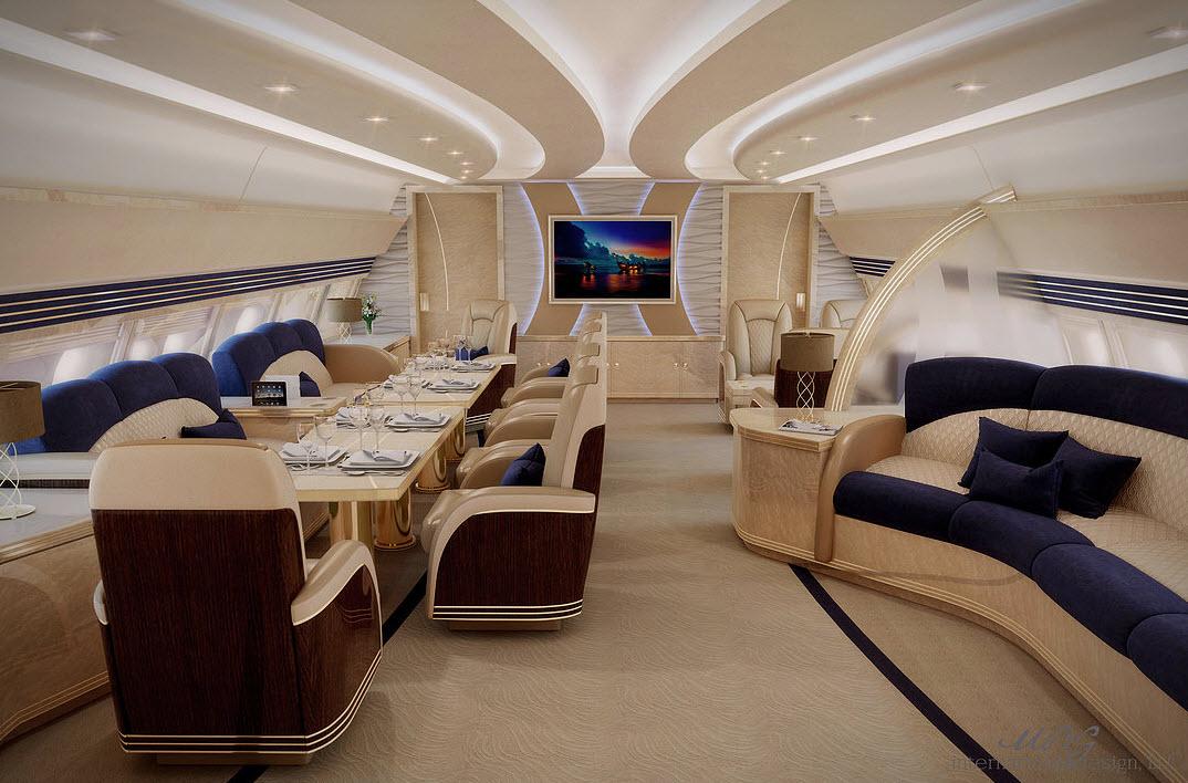 Aircraft Interior Design Firms