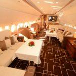 Airbus ACJ319 Jet Expo