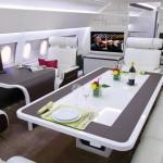Airbus ACJ319 Lightweight VIP Interior