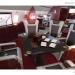 Airbus - A319-CJ - Phoenix VIP Aircraft Interior