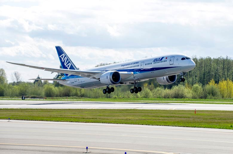 Vip Variants On The Horizon As The First Boeing 787 9 Is