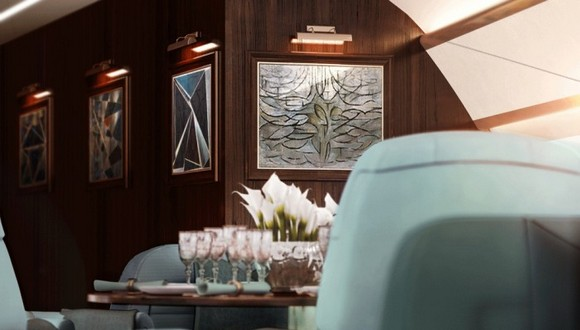 Andrew Winch Designs Mayfair Project