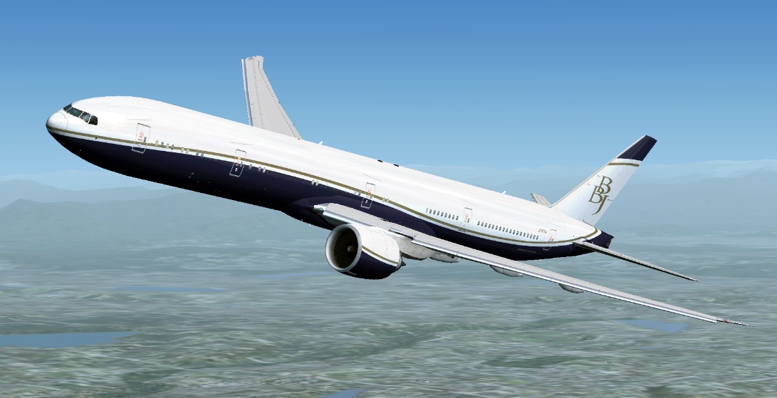 777 BBJ order for Boeing Business Jets | | Aircraft ...