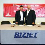 BizJet International BBJ redelivery