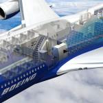 Boeing 747-8 Cutaway