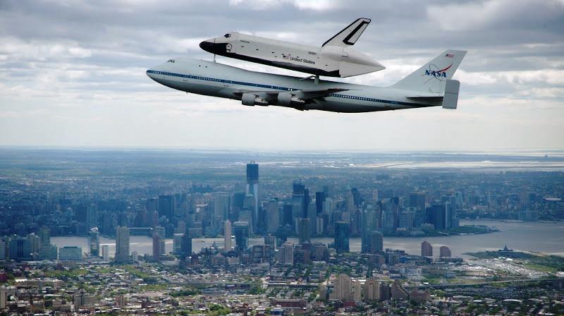 boeing flight museum space shuttle - photo #29