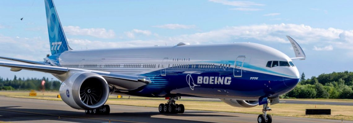 Letter from FAA indicates delays to certifying the Boeing 777X