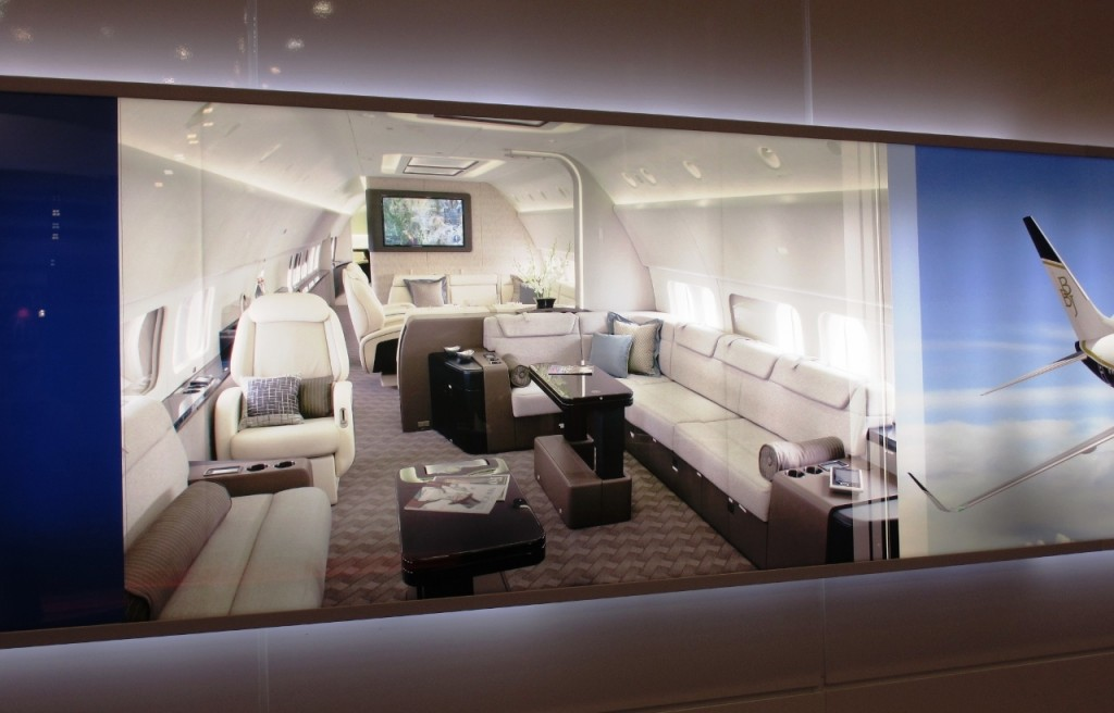 Boeing Business Jets - EBACE 2013