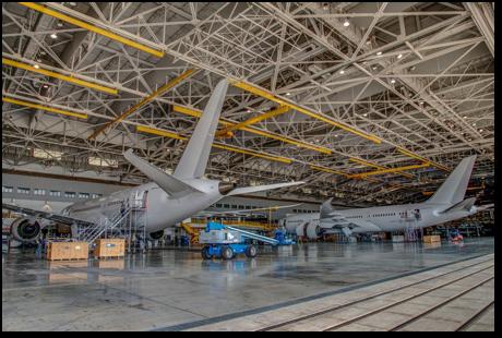 GDC Technics Hanger 787