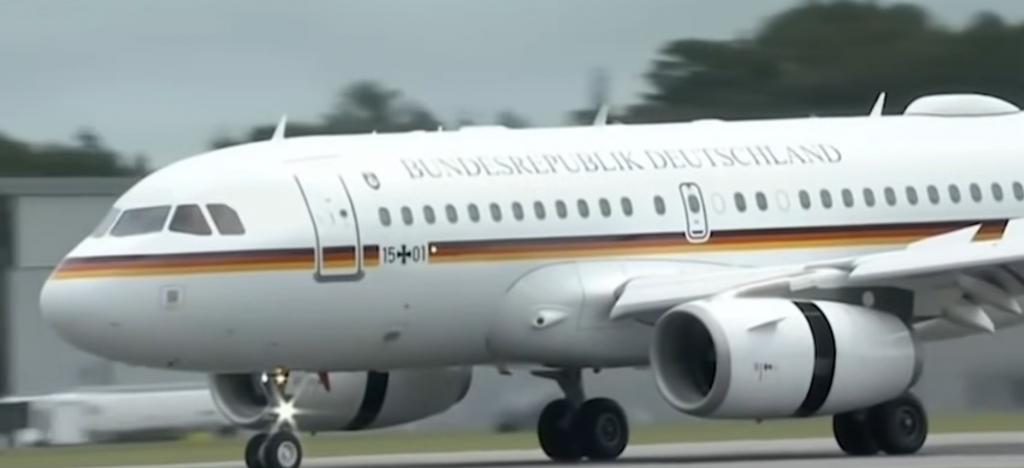 Germany A321 VIP