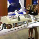 Greenpoint Technologies - Boeing 747-8 - ebace 2013