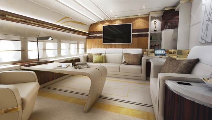 Greenpoint Technologies VVIP 747-8 Office