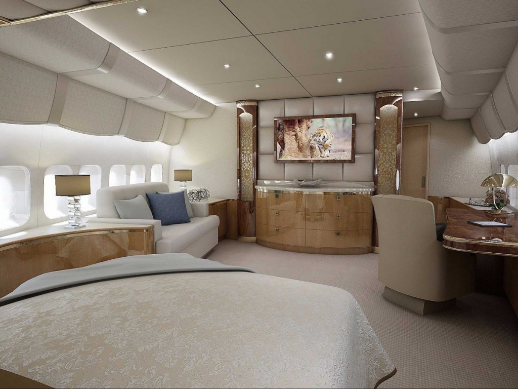 Greenpoint Technologies VVIP 747-8 Stateroom 2