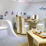 Haeco Eastern VIP Interior