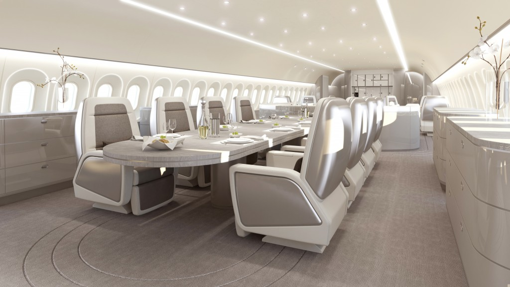 Jet Aviation Timeless To Visionary Aircraft Completion News