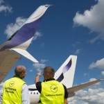 Lufthansa Technik Split Scimitar Winglet