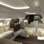 Lufthansa Technik New Interior VIP Concept