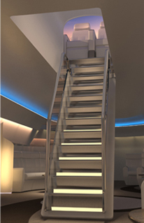 SkyDeck Stairs