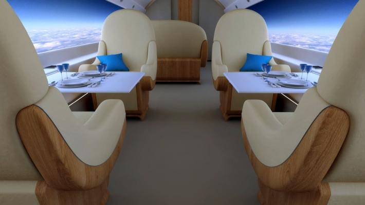 Spike Aerospace S-512 Interior 3