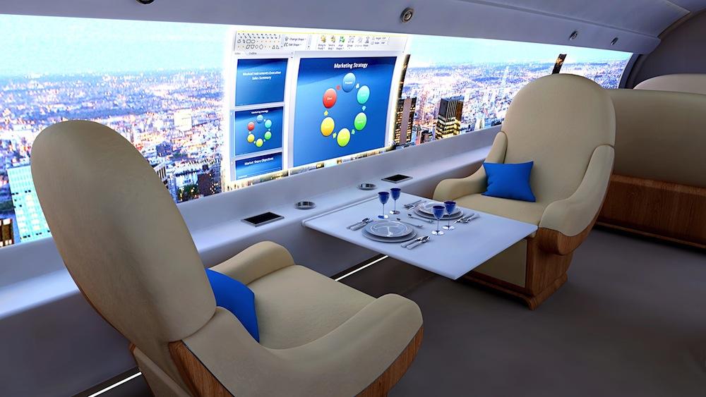 Spike Aerospace S-512 Interior 4