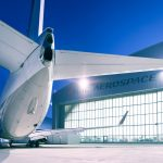 Wide body hangar AMAC Aerospace