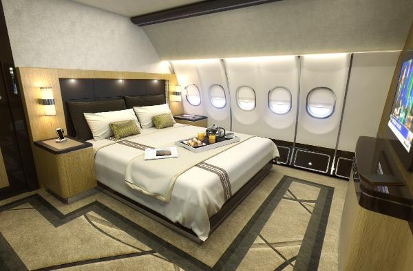 more images of the a330vip summit design