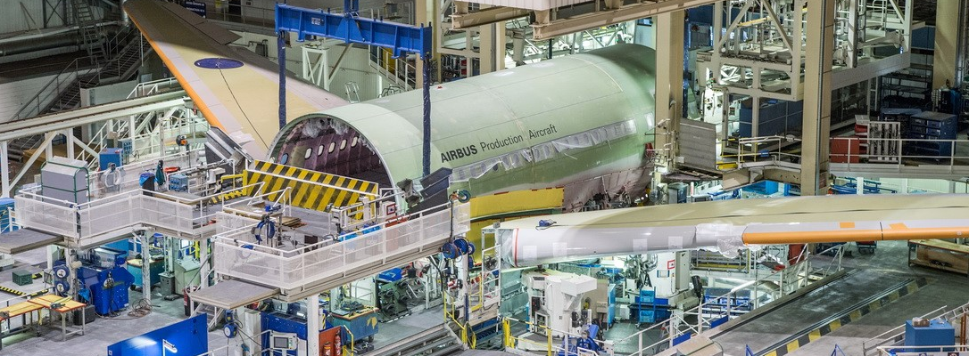 Airbus makes plans to lower aircraft production numbers