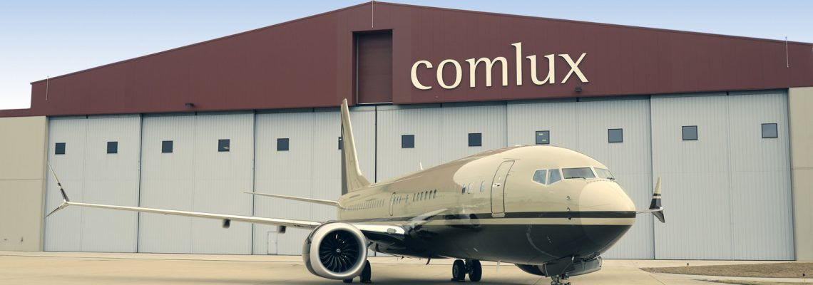 Comlux Completion reap rewards for investment in ACJ & BBJ services