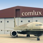 bbj-max-8-at-comlux-completion_indianapolis