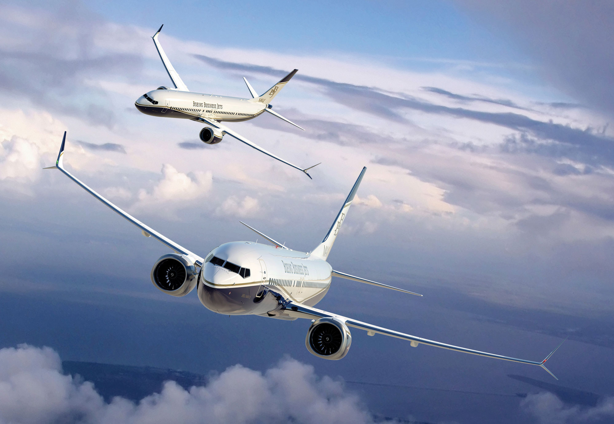 Boeing Business Jets Launch BBJ MAX 9