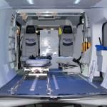 Bell 429 EMS Interior