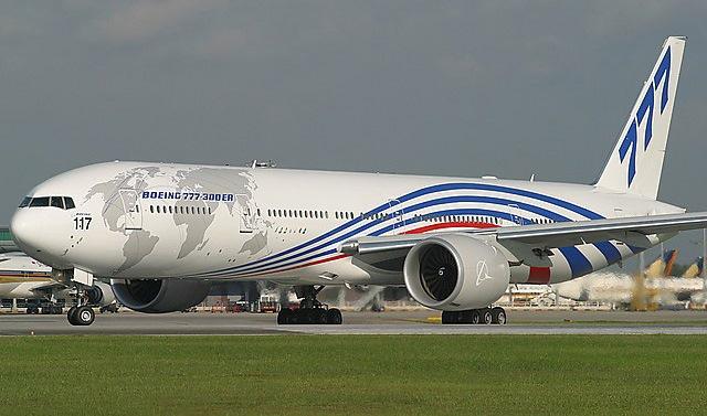 Boeing 777-300 ER