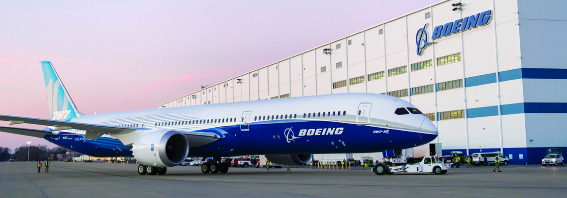 Boeing to halt production of the 787 Dreamliner