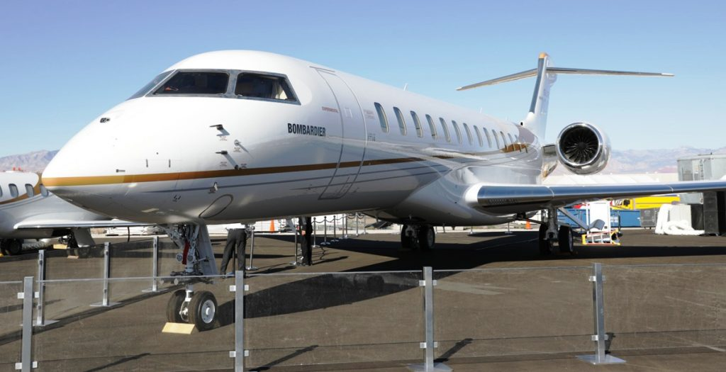 bombardier global 7000 jet nbaa