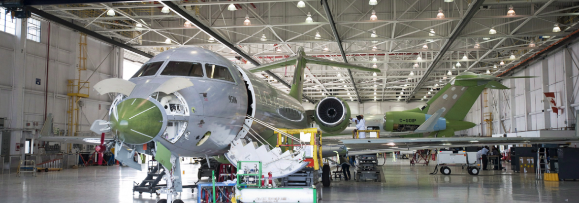 Selling rail to Alston leaves Bombardier to Concentrate on Jet Division