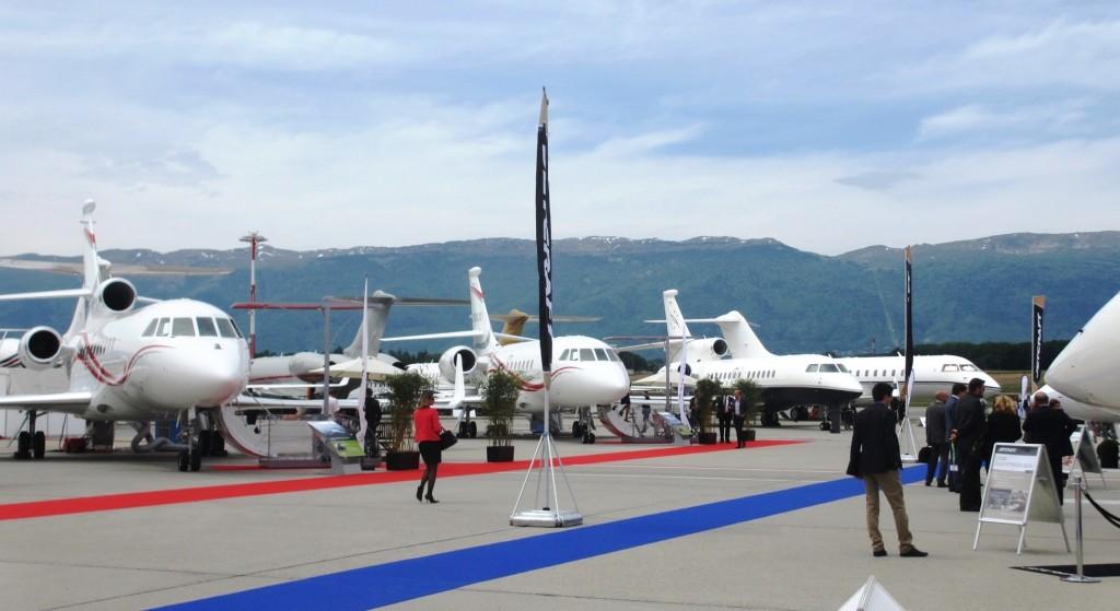 EBACE Business Aviation Show 2014