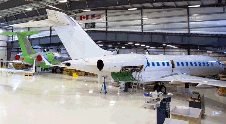 flying-colours-honeywell-jetwave-installation-refurbishment-global-express