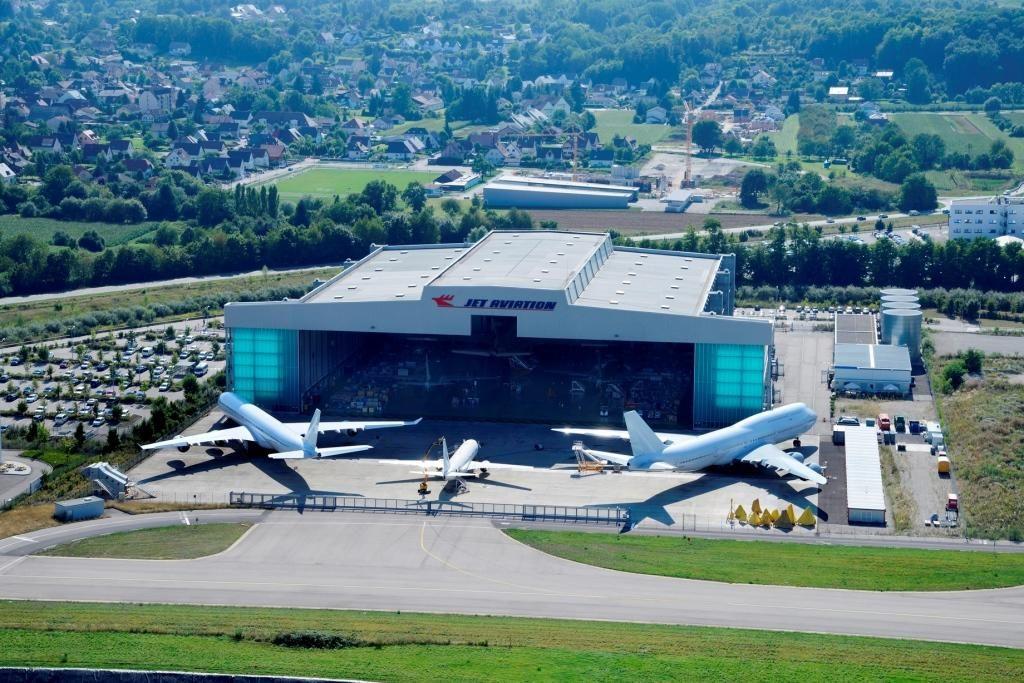 Jet Aviation Basel