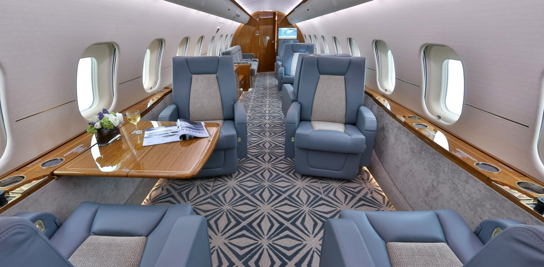 Jet Aviation Bombardier Global 5000 Aircraft Completion News