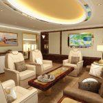 lufthansa completions interior