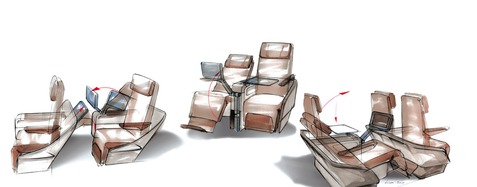recaro-business-class-seating