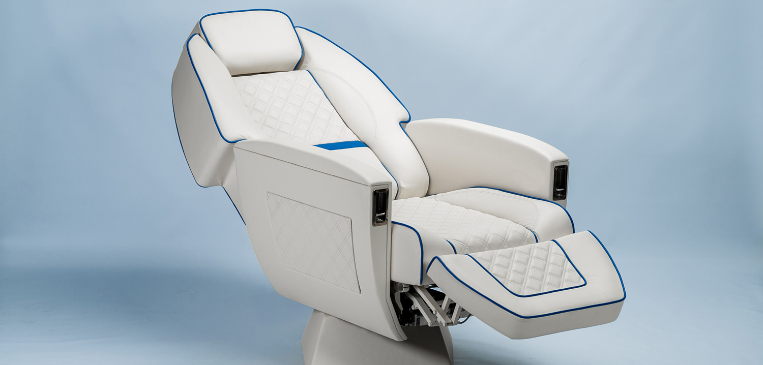 Starling upgrades its business jet seat